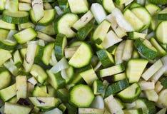 Raw Zucchini Stock Photos