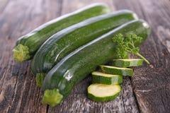 Raw zucchini Royalty Free Stock Photos
