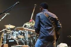 Rawa-Blau-Festival 2014: Robert Randolph u. die Familien-Band Stockbild