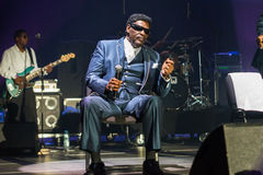 Rawa Blues Festival 2014: The Blind Boys of Alabama Stock Photos