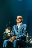 Rawa Blues Festival 2014: The Blind Boys of Alabama Royalty Free Stock Photo