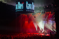 Rawa Blues Festival 2014 Royalty Free Stock Images