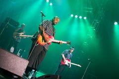 Rawa slösar festivalen 2014: Shawn Holt & tårarna Fotografering för Bildbyråer