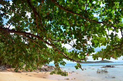 Rawai Beach of Phuket Thailand Royalty Free Stock Photography