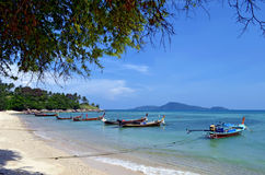 Rawai-Strand auf Phuket-Insel, Thailand lizenzfreies stockfoto