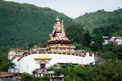 Rawalsar is a sacred place for Buddhists, India Stock Photography
