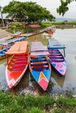 Rawapening, Semarang, Centraal Java, Indonesië Stock Afbeeldingen