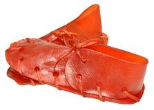 Rawhide Shoe Dog Chews Royalty Free Stock Image