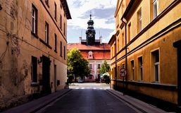 Rawicz in Poland Royalty Free Stock Images