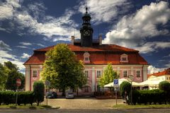 Rawicz in Poland Royalty Free Stock Photo