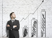 Rawing chart Stock Photo