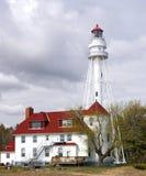 rawley пункта маяка Стоковое Фото