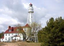 rawley пункта маяка Стоковая Фотография