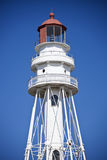 Rawley Point Lighthouse Stock Photography