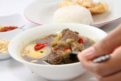 Rawon Stock Photography