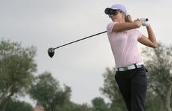 rawson för anna turnerar europeisk golfdamtoalett Arkivfoto