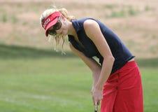 rawson för anna turnerar europeisk golfdamtoalett arkivfoton