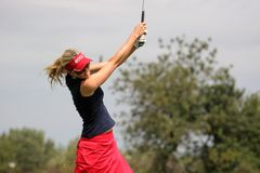 Rawson, Ladies European Tour, Castelllon, 2006 Stock Photos