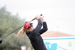 Rawson, Ladies European Tour, Castelllon, 2006 Royalty Free Stock Images