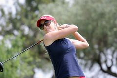 Rawson, Ladies European Tour, Castelllon, 2006 Stock Image