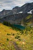 Rawson Lake stock image