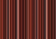 rayé brun de fond rétro Image stock