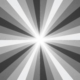 Ray Abstract Background ligero blanco y negro libre illustration