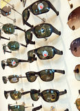 Ray-Ban sunglasses Stock Image