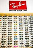 Ray Ban sunglasses Royalty Free Stock Photo