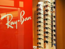 Ray-Ban sunglasses Royalty Free Stock Photos
