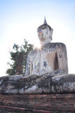 Ray of buddha Royalty Free Stock Images