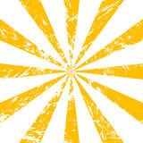 Ray burst (vector file included) Royalty Free Stock Photo