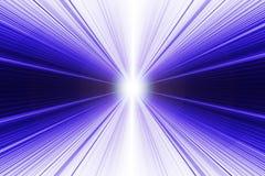 Ray des Lichtzusammenfassungshintergrundes Lizenzfreie Stockfotografie