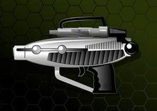 Ray Gun. Fotografia Stock Libera da Diritti