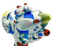 Ray gun Royalty Free Stock Image