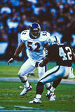 Ray Lewis Baltimore Ravens Royalty Free Stock Photography