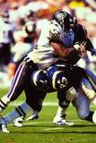 Ray Lewis Baltimore Ravens Royalty Free Stock Images