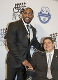 Ray Lewis and Marc Buoniconti Royalty Free Stock Photography
