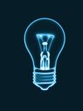 Ray Light Bulb stock photo
