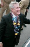 Ray Mabus, Secretaresse van de Marine van Verenigde Staten Stock Afbeelding