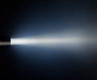 Ray van vleklicht Stock Foto