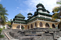 Raya Bayur mosque Royalty Free Stock Photography