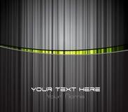 Raya coloreada con el lugar para su texto. Imagenes de archivo