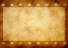 Raya de la película de Grunge fotos de archivo libres de regalías