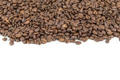 Raya de los granos de café imagen de archivo