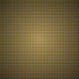 raya de oro en el fondo oscuro Foto de archivo
