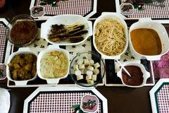 Raya Dish on the table