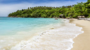 Raya Island near Phuket, Thailand Royalty Free Stock Image