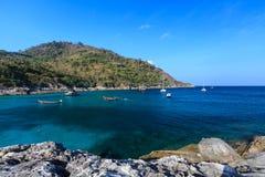Raya Island Phuket Fotos de archivo