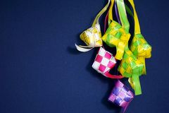Raya Ketupat Royalty Free Stock Photos